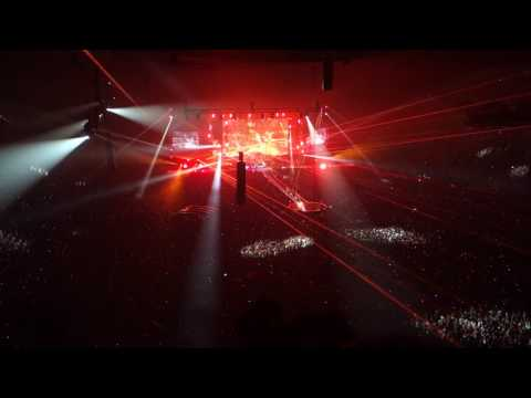 Coldplay - Midnight / Charlie Brown 23-6-2016 Amsterdam Arena