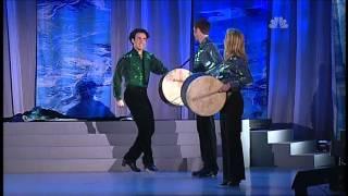 Риверданс - Танит Белбин и Бенджамин Агосто