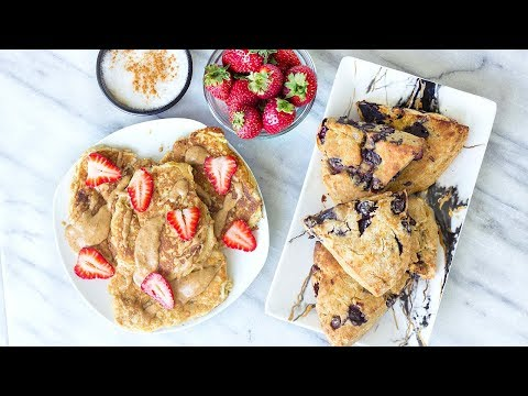 HEALTHY BRUNCH IDEAS! EASY BRUNCH RECIPES!