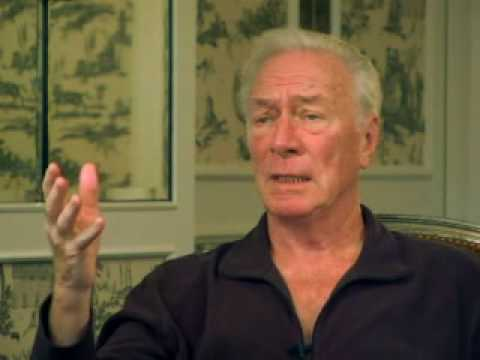 Christopher Plummer's Advice To Young Actors