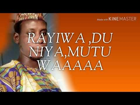 Kalli fitaccen Mawaki murtalakk yadda yake fitar da wakoki masu nishadantarwa
