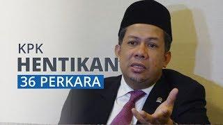 KPK Hentikan 36 Perkara, Fahri Hamzah, seperti Bangkai yang Tiba-tiba Dibuang