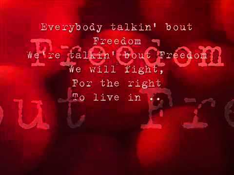 Paul McCartney   Freedom  Lyrics