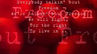 Paul McCartney   Freedom  Lyrics