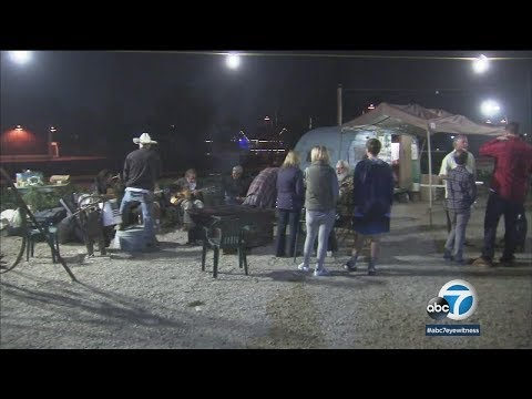 Santa Paula evacuees happy to be back home after Thomas Fire | ABC7