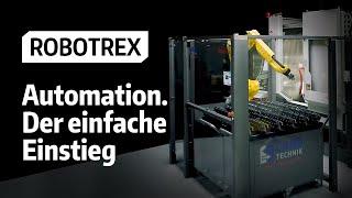 Robo-Trex Automationssystem