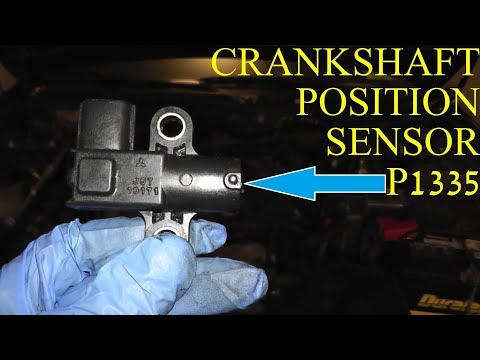 Download Crankshaft Position Sensor Ref P1335 Testing And
