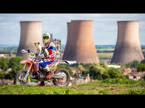 Reprise de la moto pour Brad Freeman