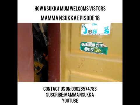 How nsukka mummy greats