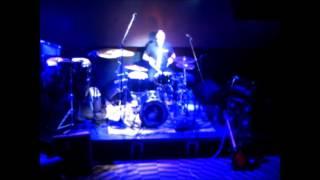 Video Roman Sobotka - Praha Lucerna Music Bar (drums solo 2015)