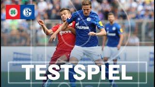 RE-LIVE: Testspiel Gegen Rot-Weiß Oberhausen | FC Schalke 04