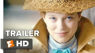 Diary Of A Chambermaid Official Trailer 1 2016  Léa Seydoux Vincent Lindon Movie HD
