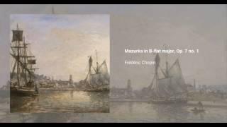 Mazurkas, Op. 7