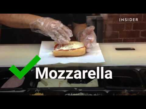 We tried the best item on Subway's secret menu — the pizza sub!