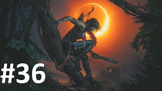 Let's Play Shadow of the Tomb Raider #36 - Herausforderung angenommen! [HD][Ryo]