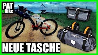 Ortlieb Lenkertasche am E- Bike | PAT