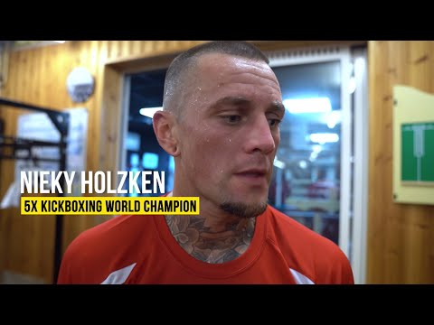 Niekly Holzken's Training Camp   ONE VLOG