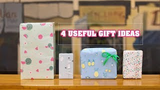 4 useful gift ideas for friends