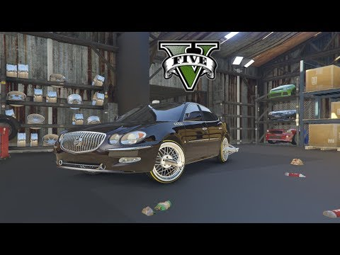 Scrapyard Custom Donk Shop!! GTA 5 Real Street Life Day 54