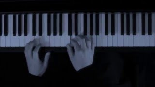 Birdy - Not about angels (Piano Cover and Lyrics)