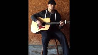 Where she told me to go - Eric church cover