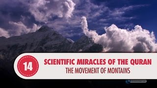 The movement of Mountains