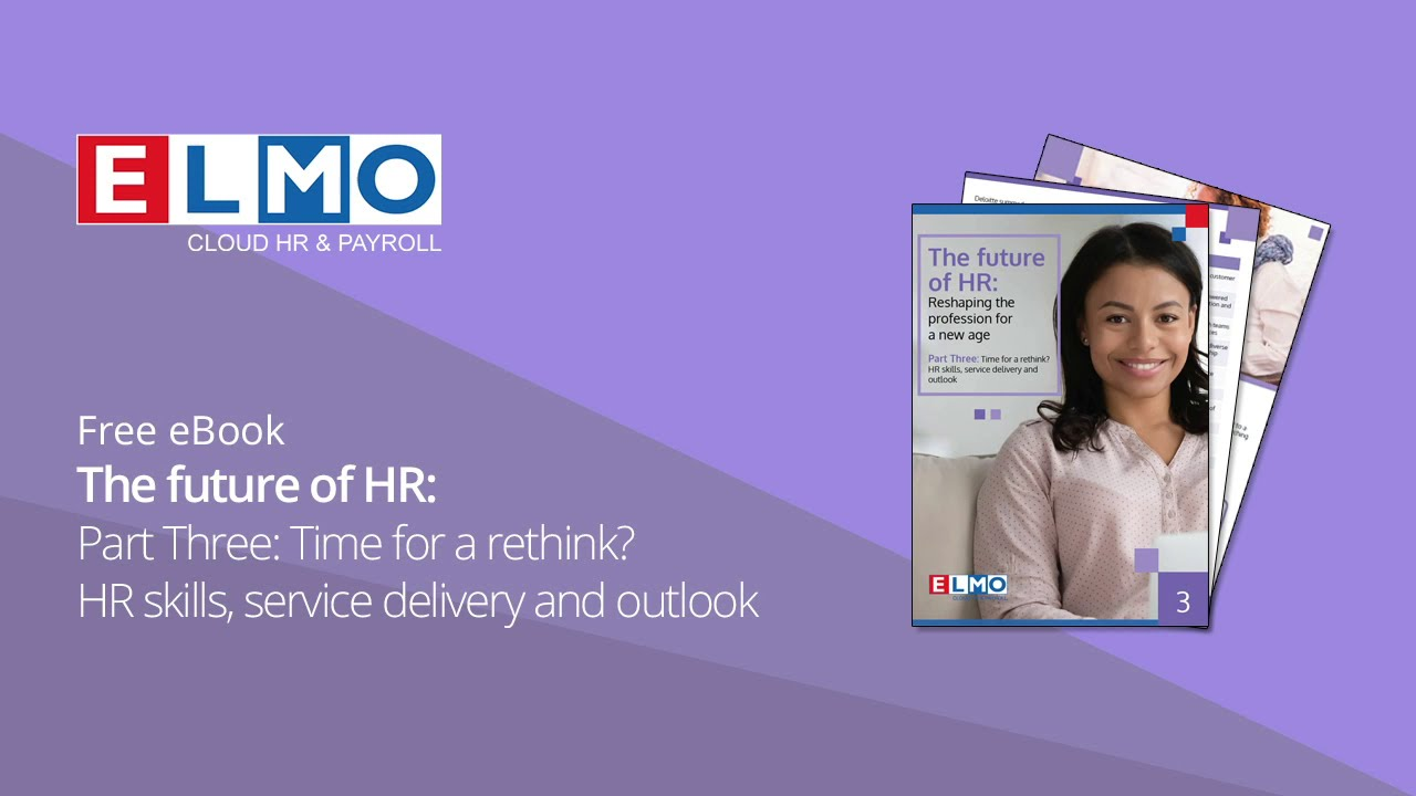 eBook: The Future of HR: Reshaping the Profession for a New Age (Part Three of Three) preview