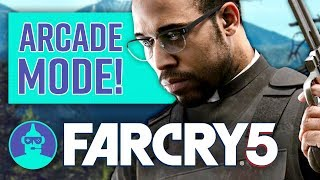 Far Cry 5 - Arcade Mode Early Hands-On Gameplay, Review & Highlights    The Leaderboard