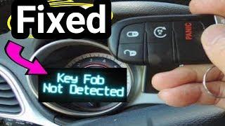 key fob not detected - Thủ thuật máy tính - Chia sẽ kinh nghiệm sử