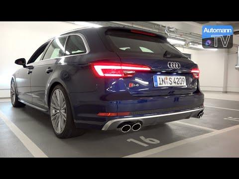 Audi S4 Avant Универсал класса D - рекламное видео 2
