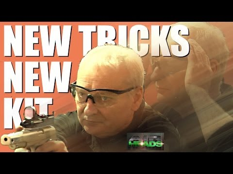 New Airgun tricks and kit – AirHeads, episode 4