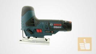 Kann diese Bosch-Säge mich doch noch von den 10,8V-Stichsägen überzeugen? (Bosch GST 10,8 V-LI)