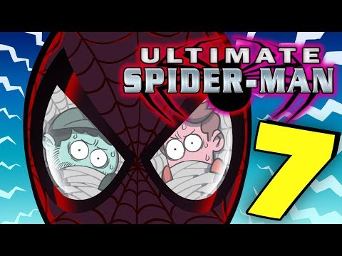Ultimate Spider-Man - EP 7: I Do Declare | SuperMega