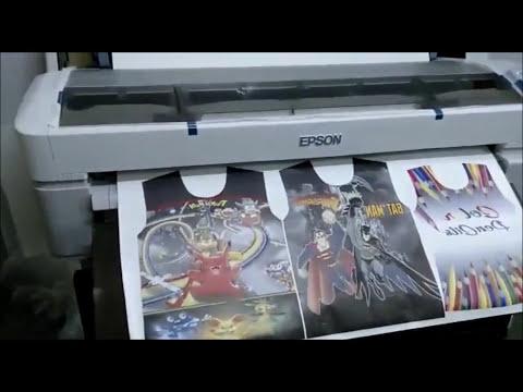 Epson surecolor Dye Sublimation printer