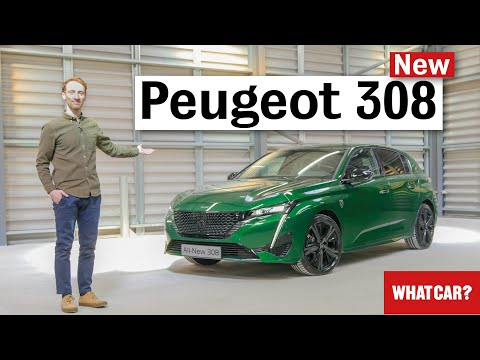 NEW 2021 Peugeot 308 walkaround – better than a VW Golf?   What Car?
