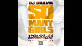 [HQ] DJ Drama - So Many Girls Ft. Tyga, Wale, Roscoe Dash (200Hz Bass Boosted)