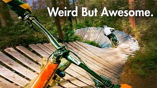 The WEIRDEST Bike Park?