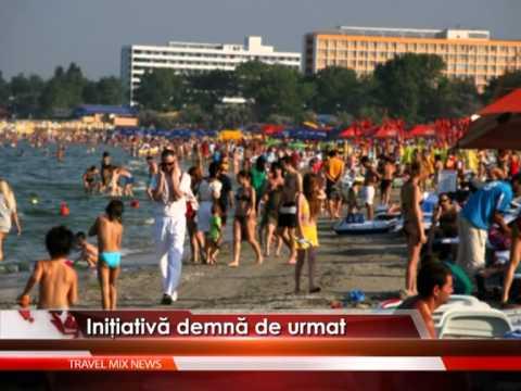 Fumatul, interzis pe plajă! – VIDEO