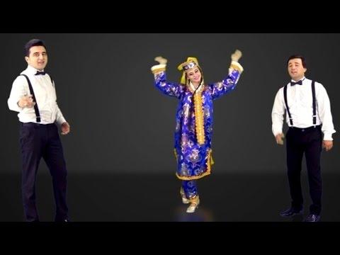 Нозимчони Юсуфзод ва Хусейнчон Муродов - Овора (Клипхои Точики 2016)