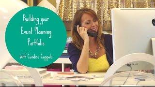 Building Your Event Planning Portfolio