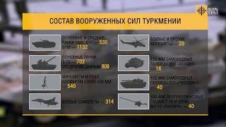 США навязали Туркменистану свое военное снаряжение