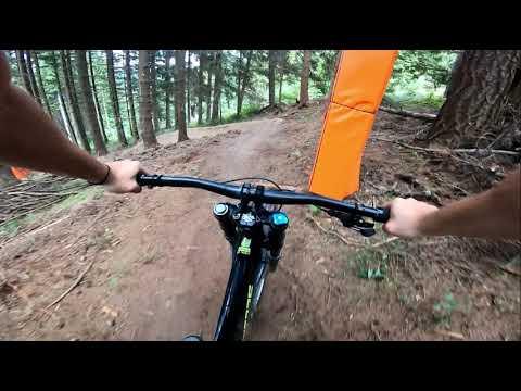 Bikepark Express černá 2019