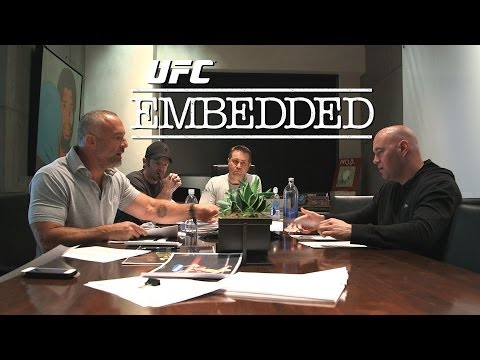 UFC 173 Embedded: Vlog Series - Episode 5