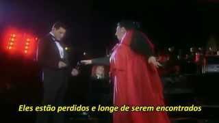 """Video thumbnail of """"Freddye Mercury e Montserrat Caballé - How Can I Go On (Como Posso ir em frente) LEGENDADO"""""""