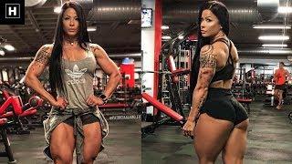 Patricia Alamo' Woman Of Steel Workout | Workout Motivation