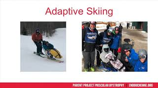 Adaptive Sports (August 2019)