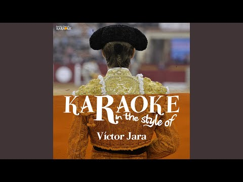 Oiga Pues Mi Hijita (Karaoke Version)