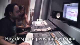 Anna Carina - Me voy contigo (Sola) - Video Letra