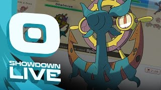 Dhelmise  - (Pokémon) -