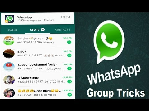 How to add yourself in Whatsapp group without admin permission